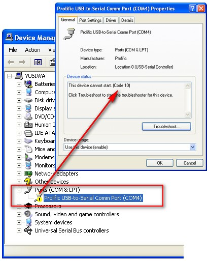 Prolific pl 2302 driver - Prolific usb to serial comm port driver windows 8 ...