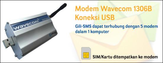 modem-wavecom-1306B