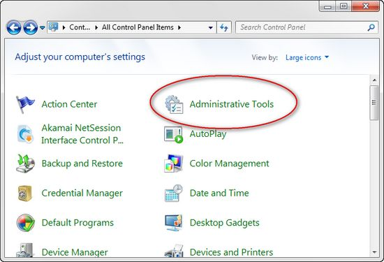 administrative-tools-win7