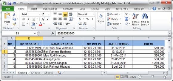 sms-excel-gili-sms