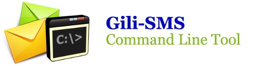 gili-sms-command-line-tool