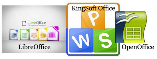libre-office-kingsoft-office-open-office